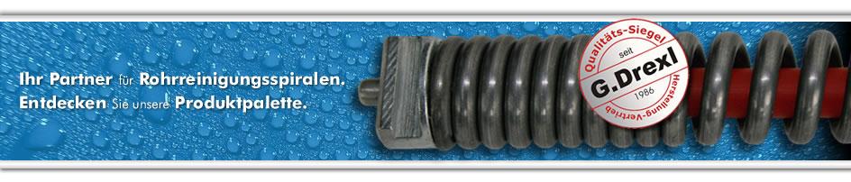 Reinigungsspiralen in spitzen Qualität! Wir beraten Sie gerne kostenlos unter 0800 200 66 77!