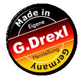 Ihr Profi Partner für Rohrreinigungsgeraete ist G. Drexl. Die Herstellung von Rohrreinigungsgeraete erfolgen seit 1986 im Produktionszentrum der Firma G. Drexl in Bad Abbach.