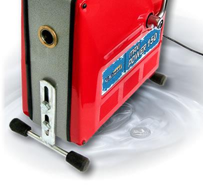 G-Drexl Rohrreinigungsgeräte  Profi Maxi Power 150 SET/_3